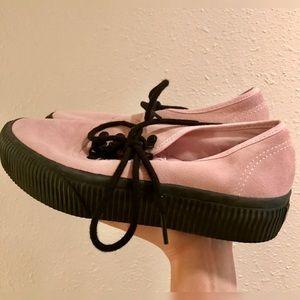 Vans Shoes Platform White Custom Poshmark